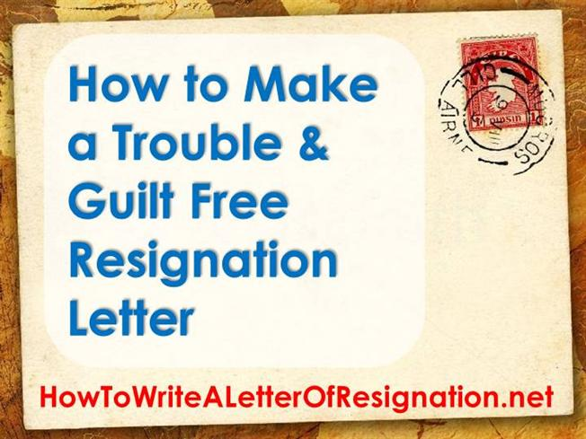 The Fun In Funny Resignation Letters |Authorstream