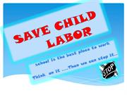 SAVE CHILD labor