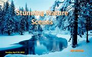 99414  Stunning Nature Scenes (Wide Screen) par Sirrods