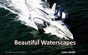 99415 Beautiful Waterscapes (Wide Screen)  par Sirrods