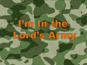 I'm In the Lord's Army