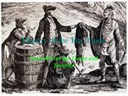 History of  the Fur Trade