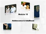 plotnik mod 18 adolescence and adulthood