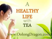 YOUR HEALTH BENEFITS from Drinking TEA