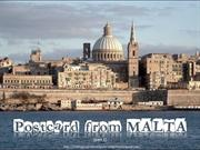 postcard from MALTA (part 1 / 6)