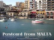 Postcard from MALTA (part 3 / 6)