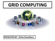 GRID COMPUTING ppt
