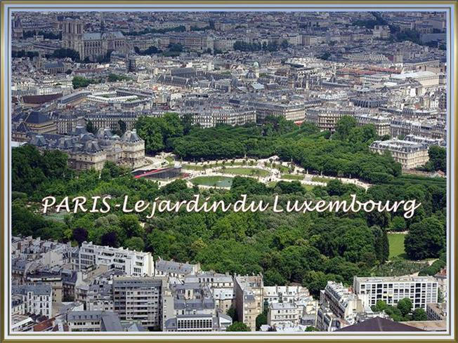 420 paris jardin du luxembourg authorstream - Le Jardin Du Luxembourg