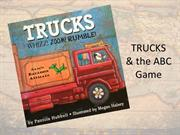 Truck by Hubbell and Halsey-Art with Trucks