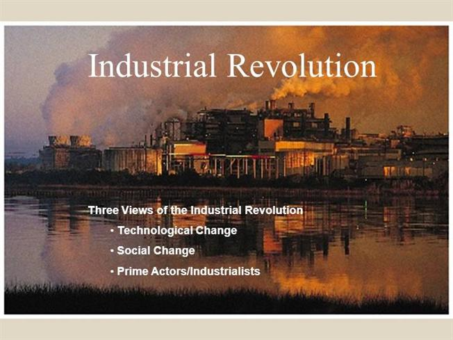g312-lecture 5- industrial revolution |authorstream, Modern powerpoint