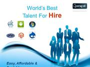 Hire Mobile App Developers, iphone, ipad, android,web
