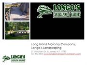 Long Island Landscaping Company, Long Island Landscaping Companies