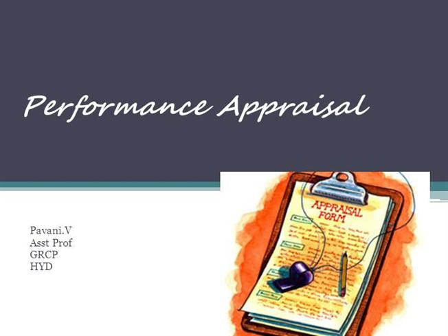 Performance Appraisal |Authorstream