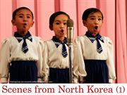 Scenes from North Korea (part1)