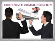 Corporate Communication-Overview