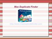 Get rid of duplicate files with Mac Duplicate Finder