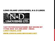 Long-Island-Limousines