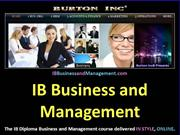01 - IBBusinessAndManagement.com WEB