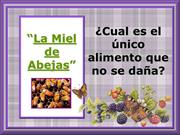MIEL de ABEJAS y CANELA