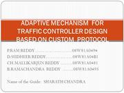MICROCONTROLLER BASED AUTOMATIC TRAFFIC LIGHT CONTROLER - Copy