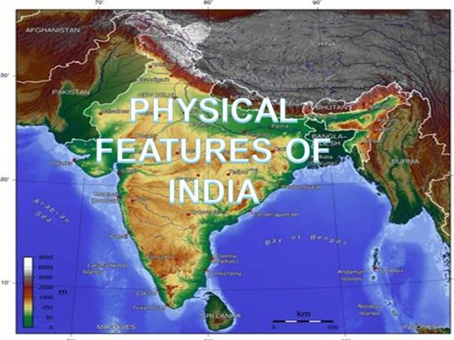 Physical Features Of India 3 Authorstream