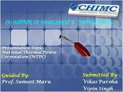 Final BE PPT