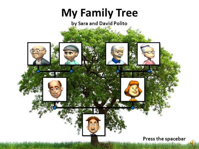 my family tree |authorstream, Modern powerpoint