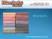Blanket Throws Collection
