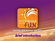 Fitness & Fun Presentation for Schools