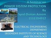 power system protection fFinal