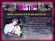 MASTER MC - HIP HOP/RAP