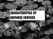 Orientation on Guidance Services