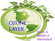 Ozone Layer