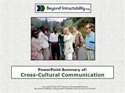 19425700-Cross-Cultural-Communication