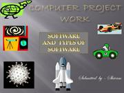 Software And Types Of Software