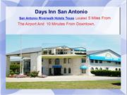 Days Inn San Antonio TX