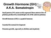 growth hormone phy