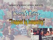 Women's Rights Presentation