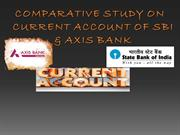 SBI & AXIS Current ac