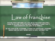 Franchise in tourism