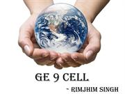 RIMJHIM SINGH - GE 9 CELL