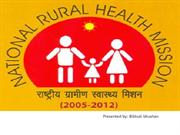 NATIONAL RURAL HEALTH MISSION1