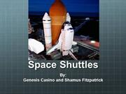 Space shuttle presentation