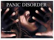 panic disorder (signs and symptoms)
