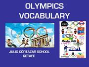 OLYMPICS VOCABULARY
