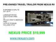 NeXus RV Used Units NeXus