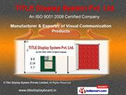 Title Display System Private Limited Gujarat  India