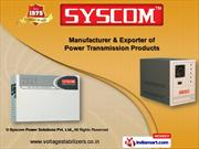 Syscom Power Solutionss (P) Ltd   Tamil Nadu  India
