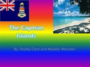 cayman islands final presentation for soical studies