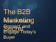 B2B-Marketing-Secret